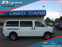 Certified Pre-Owned 2015 Chevrolet Express 3500 3500 LT w/1LT 135WB For Sale Metairie, Louisiana