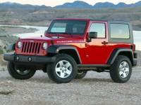 2007 Jeep Wrangler Rubicon SUV