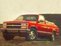 1992 Chevrolet C/K 1500 Truck 4x4 Regular Cab