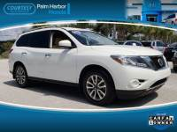 Pre-Owned 2015 Nissan Pathfinder S SUV in Tampa FL
