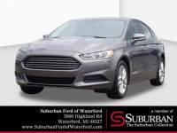 Used 2014 Ford Fusion SE Sedan I-4 cyl in Waterford, MI