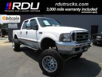 2003 Ford F-350 SD Lariat Crew Cab 4WD Lifted