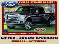 2011 Ford Super Duty F-250 Pickup Lariat Crew Cab 4X4 - LIFTED - ENGINE UPGRADES!