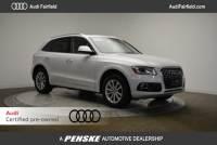 2015 Audi Q5 2.0T Premium (Tiptronic) SUV in Fairfield CT