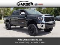 Pre-Owned 2017 Toyota Tundra Limited 4WD