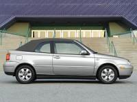 2002 Volkswagen Cabrio GLX FWD 2D Convertible