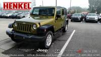 PRE-OWNED 2007 JEEP WRANGLER UNLIMITED X 4X4 4WD
