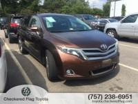 Pre-Owned 2013 Toyota Venza Limited FWD 4D Sport Utility