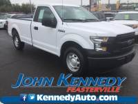 2016 Ford F-150 XL Standard Cab V6 Ti-VCT Feasterville, PA