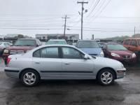 2004 Hyundai Elantra GLS 4-Speed Automatic
