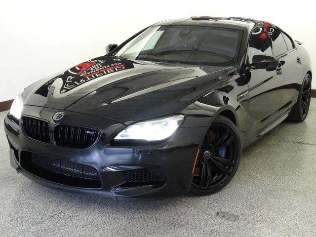 Photo 2016 BMW M6 GRAN COUPE DRIVER ASSISTANCE PLUS PKG EXECUTIVE PKG NAVIGATION BANG  OLUFS