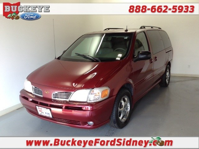 Photo 2004 Oldsmobile Silhouette GLS MinivanVan V6 SFI