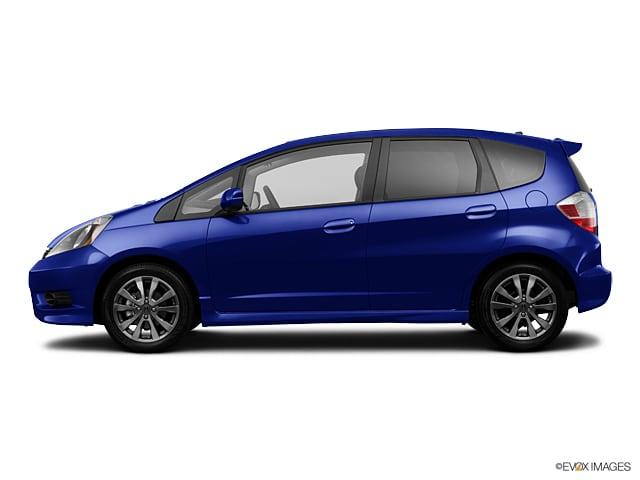 Photo Used 2013 Honda Fit Sport Hatchback