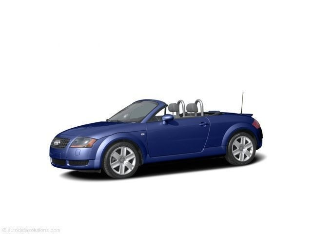 Photo Used 2004 Audi TT 3.2L Convertible near South Bend  Elkhart