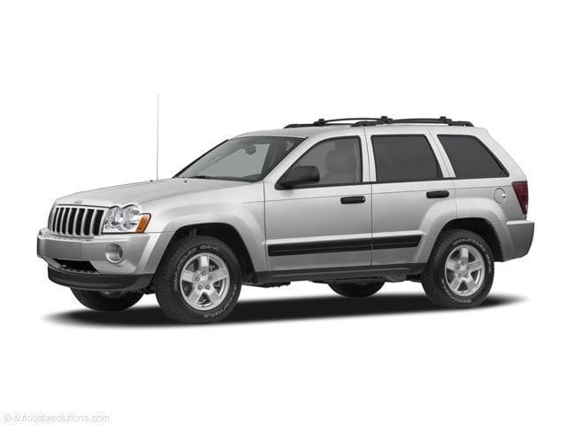 Photo Used 2005 Jeep Grand Cherokee Limited Limited 4WD For Sale in Seneca, SC