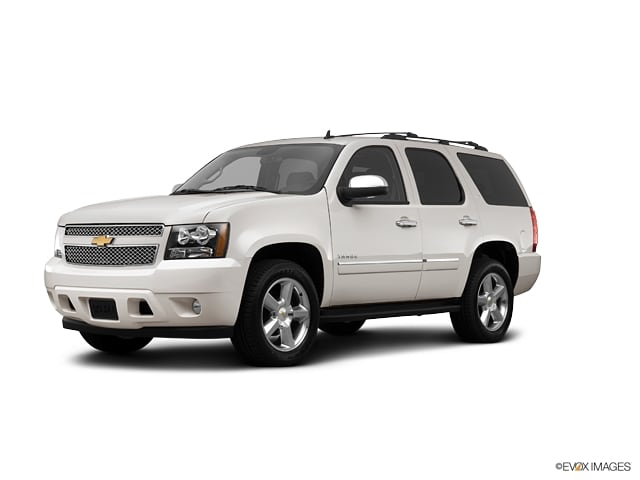 Photo Pre-Owned 2013 Chevrolet Tahoe 4WD 4dr 1500 LTZ in Hoover, AL