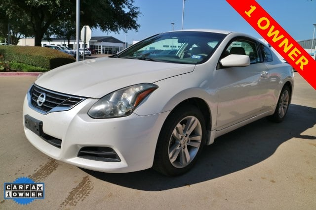 Photo 2012 Nissan Altima 2.5 S Coupe