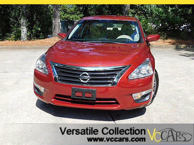 Photo 2015 Nissan Altima 2.5 S Sports Package Back Up Camera Spoiler XM BT