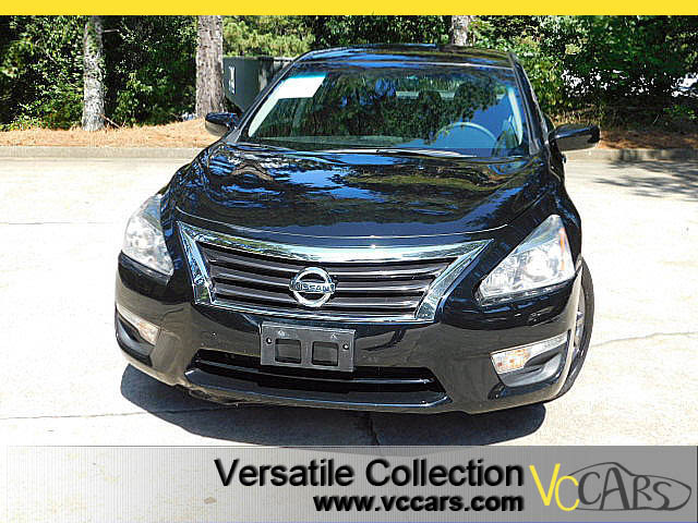 Photo 2015 Nissan Altima 2.5 S Sports Package Back Up Camera XM BT