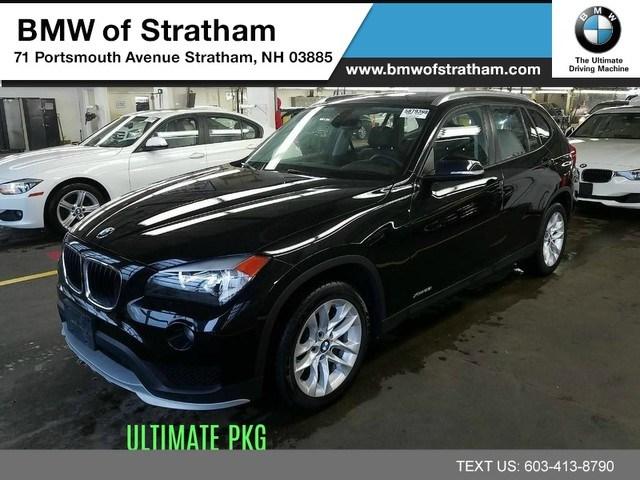 Photo 2015 BMW X1 xDrive28i xDrive28i ULTIMATE PKG COLD WEATHER NAVI SUV All-wheel Drive