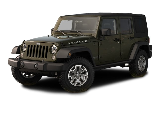 Photo Pre-Owned 2015 Jeep Wrangler Unlimited Rubicon Hard Rock 4WD Rubicon Hard Rock in Jacksonville FL