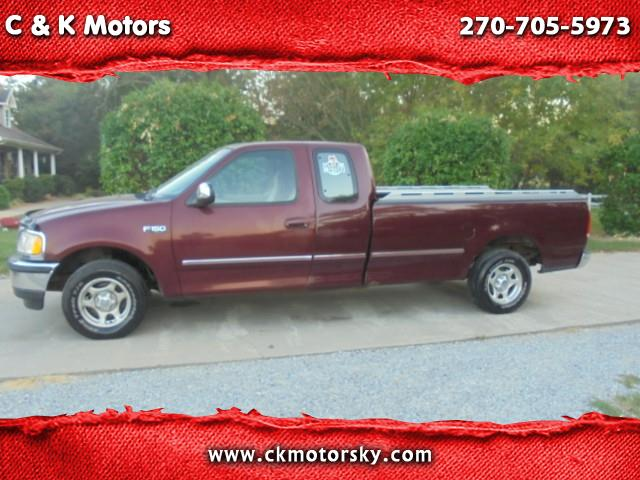 Photo 1997 Ford F-150 SuperCab Long Bed 2WD