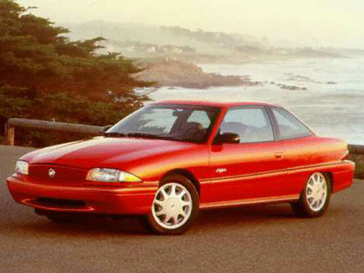 Photo Used 1996 Buick Skylark For Sale  Bel Air MD