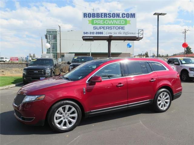 Photo Used 2014 Lincoln MKT EcoBoost All-wheel Drive SUV For Sale Bend, OR