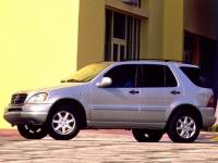 Used 1999 Mercedes-Benz M-Class Base SUV for Sale in Fresno, CA