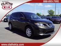 Used 2015 Nissan Rogue S For Sale in Olathe, KS near Kansas City, MO