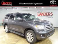 2014 Toyota Sequoia Limited RWD 5.7L Limited Automatic