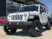 Pre-Owned 2014 Jeep Wrangler 4D Sport Utility 4WD