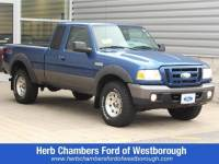 2007 Ford Ranger Sport Truck Super Cab
