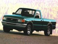 Pre-Owned 1997 Ford Ranger Truck Standard Cab in Jackson MS