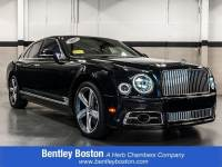 2017 Bentley Mulsanne Speed Sedan