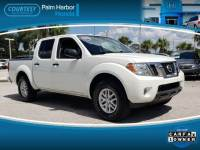 Pre-Owned 2015 Nissan Frontier SV Truck Crew Cab in Tampa FL