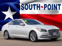 Certified Used 2016 Hyundai Genesis 3.8L Signature Sedan For Sale Austin TX