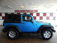 2010 Jeep Wrangler 4WD 2dr Islander *Ltd Avail*