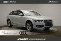Certified Pre-Owned 2014 Audi allroad 2.0T Premium (Tiptronic) Wagon in Fairfield, CT