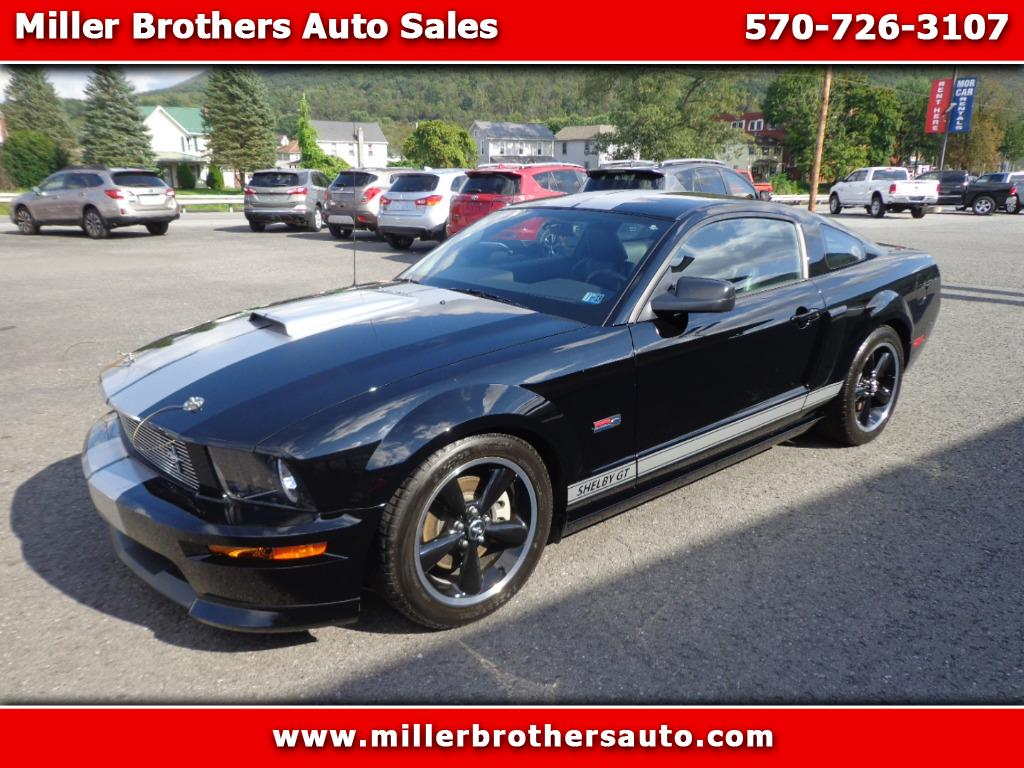 Photo 2007 Ford Mustang Shelby GT