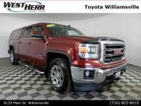 2014 GMC Sierra 1500 SLE Truck Crew Cab For Sale - Serving Amherst