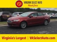 2017 Ford Fusion Hybrid SE Sedan - Amherst, VA