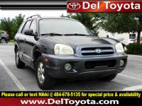 Used 2005 Hyundai Santa Fe GLS For Sale | Serving Thorndale, West Chester, Thorndale, Coatesville, PA | VIN: KM8SC13D95U876341