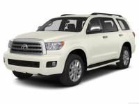 2013 Toyota Sequoia Platinum RWD 5.7L Platinum Automatic