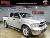 2015 Ram 1500 Big Horn 2WD Crew Cab 140.5 Outdoorsman *Ltd Avail* Automatic