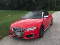 Pre-Owned 2012 Audi S5 2dr Cabriolet Prestige AWD