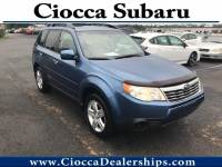 Used 2010 Subaru Forester 2.5X Premium For Sale in Allentown, PA