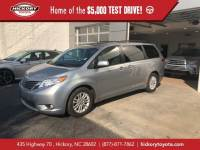 Used 2014 Toyota Sienna 5dr 8-Pass Van V6 XLE FWD