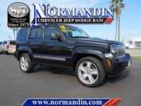 PRE-OWNED 2012 JEEP LIBERTY LIMITED JET EDITION RWD 4D SPORT UTILITY