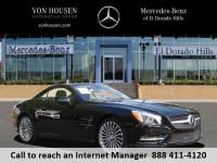 Certified Pre-Owned 2013 Mercedes-Benz SL-Class SL 550 Rear Wheel Drive COUP/RDST